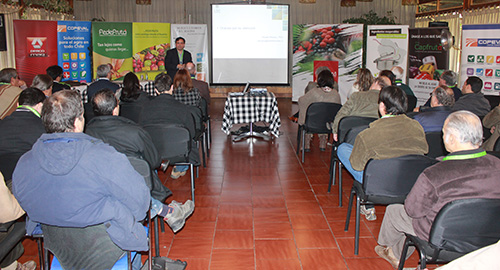 Fedefruta aumenta Encuentros Regionales 2018