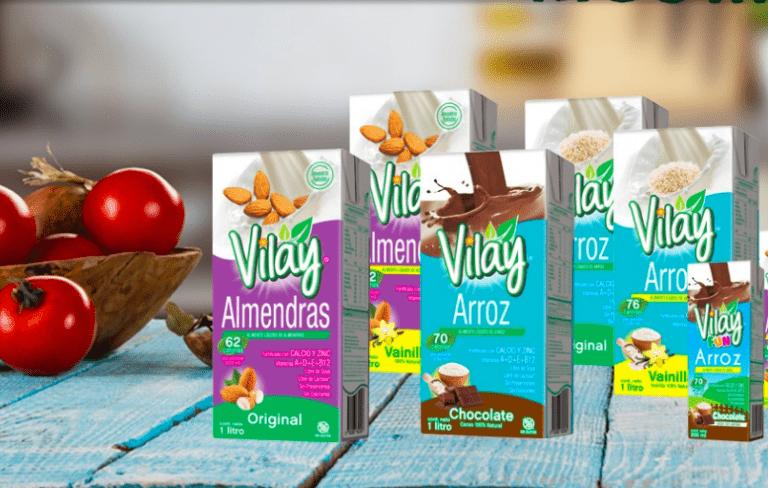Vilay, la bebida vegetal que irrumpe el mercado brasileño