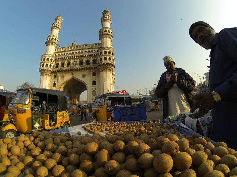 El éxito de la fruta chilena en India