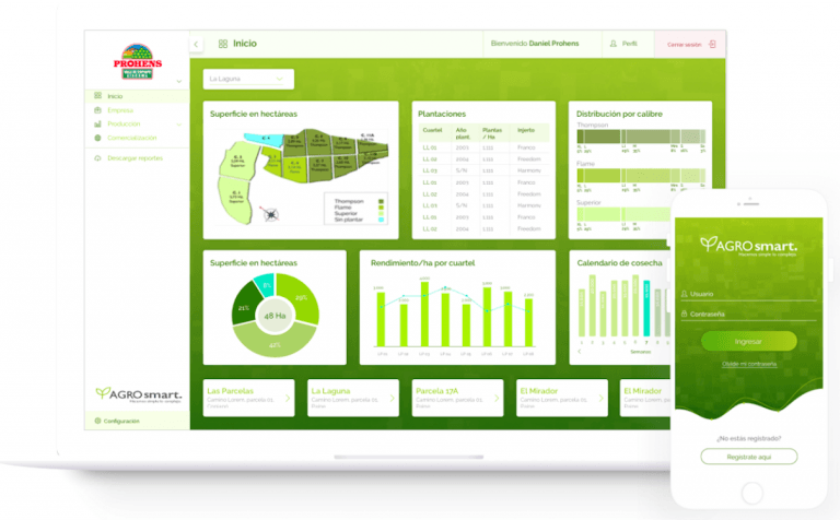 App que digitaliza datos revoluciona a agricultores