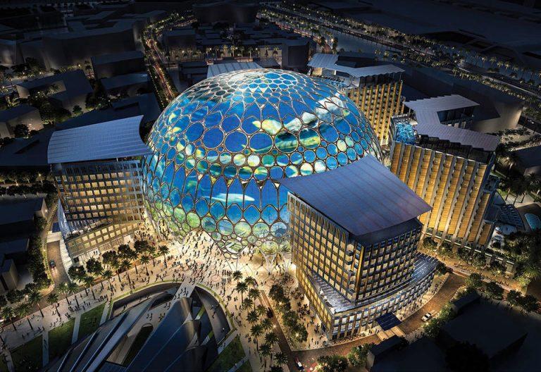 Frutas y energías de Chile para Expo 2020 Dubai