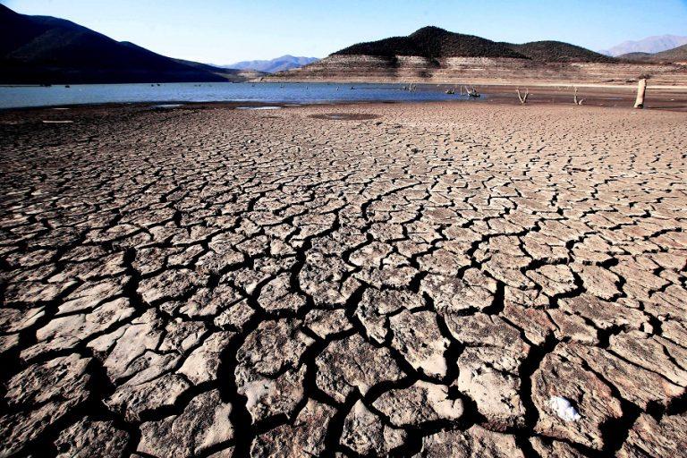 Sequía en Chile al 2050 será 3 veces mas intensa
