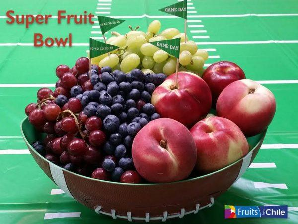Super Bowl 2020 ofrecerá fruta chilena