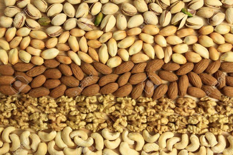 Planes al 2029 en el mercado global de los frutos secos