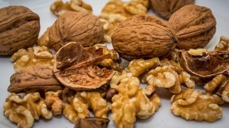 Descares de nueces, la nueva apuesta de sustentabilidad