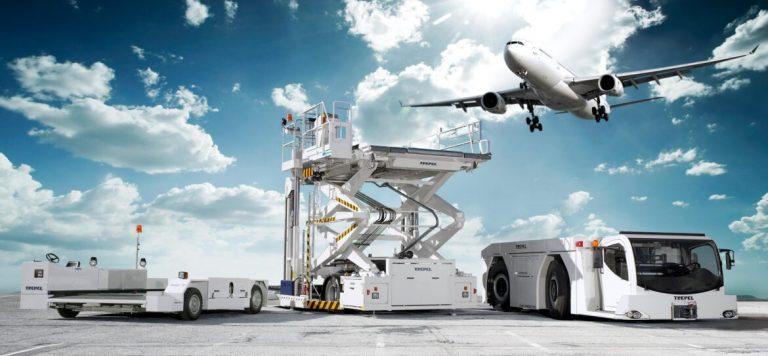 Informe Aeropuerto Logística y Sistemas al 2024